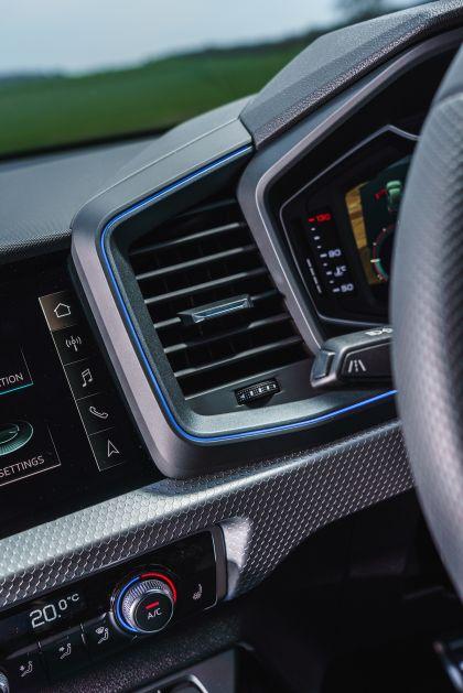 2018 Audi A1 Sportback S-line - UK version 81
