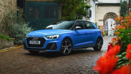 2018 Audi A1 Sportback S-line - UK version 9