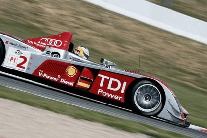 2008 Audi R10 TDI 16