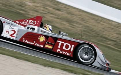 2008 Audi R10 TDI 57