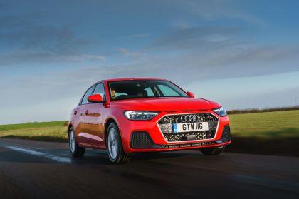 2018 Audi A1 Sportback Sport - UK version 1