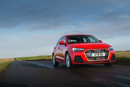 2018 Audi A1 Sportback Sport - UK version 2