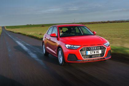 2018 Audi A1 Sportback Sport - UK version 3