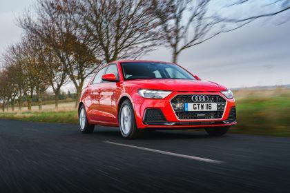 2018 Audi A1 Sportback Sport - UK version 4