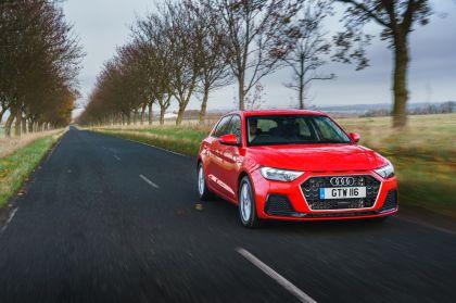 2018 Audi A1 Sportback Sport - UK version 5