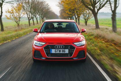 2018 Audi A1 Sportback Sport - UK version 7