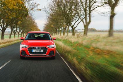 2018 Audi A1 Sportback Sport - UK version 8