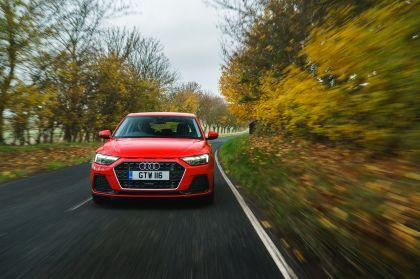 2018 Audi A1 Sportback Sport - UK version 9
