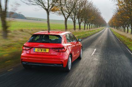 2018 Audi A1 Sportback Sport - UK version 10