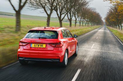 2018 Audi A1 Sportback Sport - UK version 11