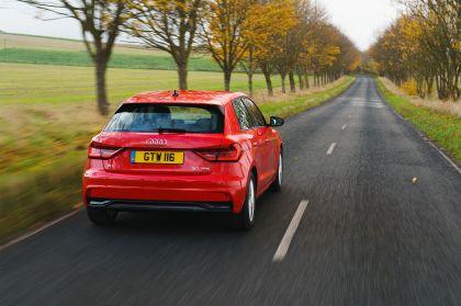 2018 Audi A1 Sportback Sport - UK version 12