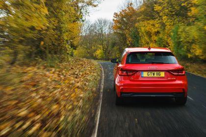 2018 Audi A1 Sportback Sport - UK version 13