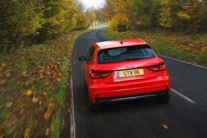 2018 Audi A1 Sportback Sport - UK version 14