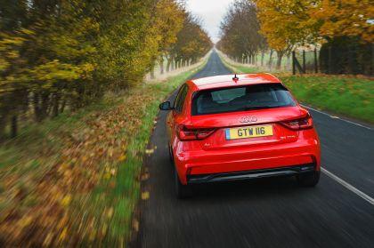 2018 Audi A1 Sportback Sport - UK version 15