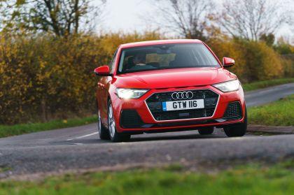 2018 Audi A1 Sportback Sport - UK version 16