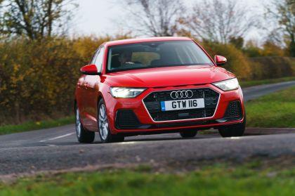 2018 Audi A1 Sportback Sport - UK version 17