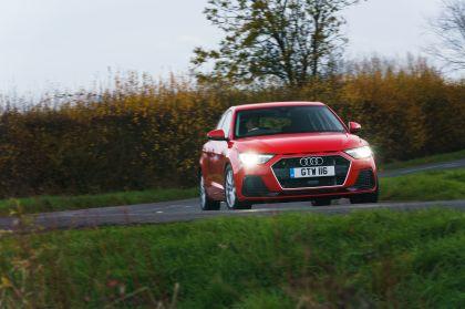 2018 Audi A1 Sportback Sport - UK version 19