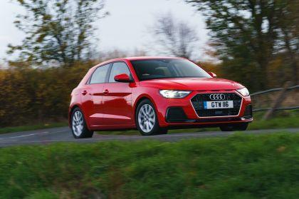 2018 Audi A1 Sportback Sport - UK version 20