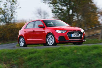2018 Audi A1 Sportback Sport - UK version 21