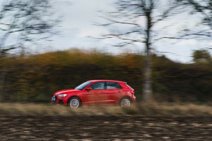 2018 Audi A1 Sportback Sport - UK version 22