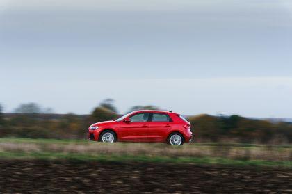 2018 Audi A1 Sportback Sport - UK version 23