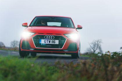 2018 Audi A1 Sportback Sport - UK version 27