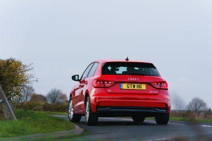 2018 Audi A1 Sportback Sport - UK version 29