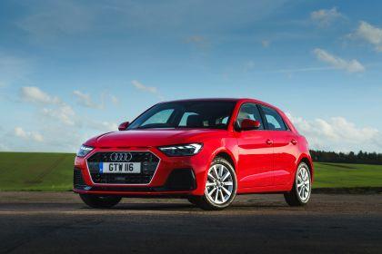 2018 Audi A1 Sportback Sport - UK version 34