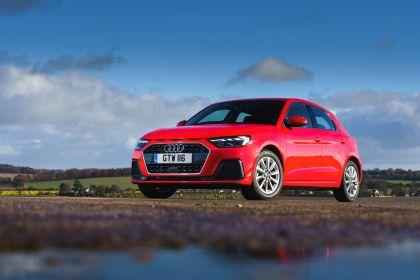 2018 Audi A1 Sportback Sport - UK version 35