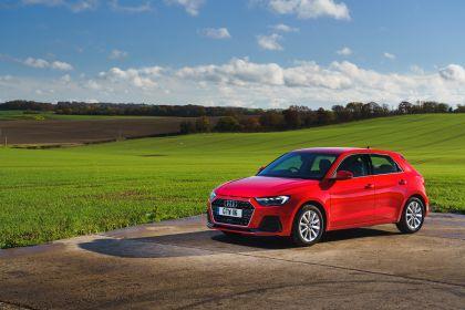 2018 Audi A1 Sportback Sport - UK version 36