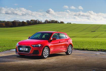 2018 Audi A1 Sportback Sport - UK version 37