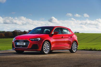 2018 Audi A1 Sportback Sport - UK version 38
