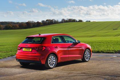 2018 Audi A1 Sportback Sport - UK version 39