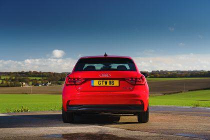 2018 Audi A1 Sportback Sport - UK version 40
