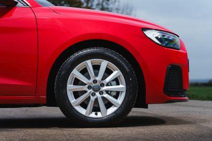 2018 Audi A1 Sportback Sport - UK version 43