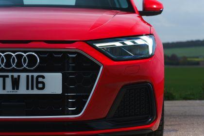 2018 Audi A1 Sportback Sport - UK version 44