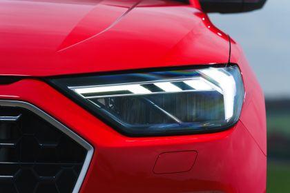 2018 Audi A1 Sportback Sport - UK version 45