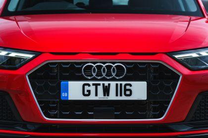 2018 Audi A1 Sportback Sport - UK version 49