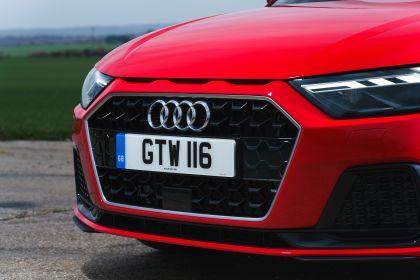 2018 Audi A1 Sportback Sport - UK version 50