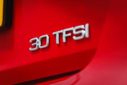 2018 Audi A1 Sportback Sport - UK version 55