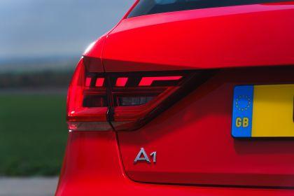 2018 Audi A1 Sportback Sport - UK version 59