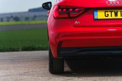 2018 Audi A1 Sportback Sport - UK version 61