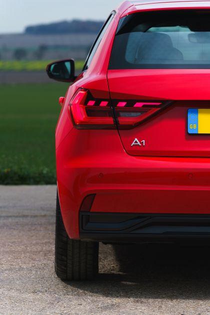 2018 Audi A1 Sportback Sport - UK version 62