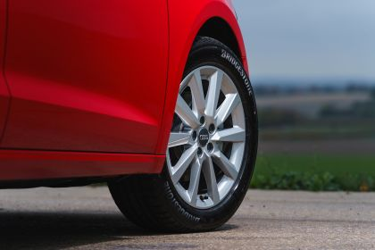 2018 Audi A1 Sportback Sport - UK version 64