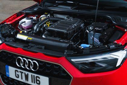 2018 Audi A1 Sportback Sport - UK version 67