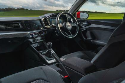 2018 Audi A1 Sportback Sport - UK version 78