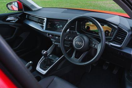 2018 Audi A1 Sportback Sport - UK version 79