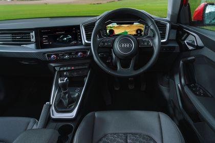 2018 Audi A1 Sportback Sport - UK version 80