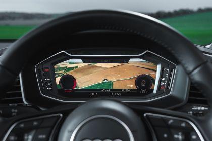 2018 Audi A1 Sportback Sport - UK version 81