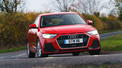 2018 Audi A1 Sportback Sport - UK version 1